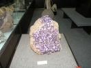 Друза кристаллов аметиста. Ангаро-Катское месторождение, Иркутская область