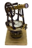Теодолит высокоточный с металлическими лимбами. США, Бостон, Buff & Buff Co, 1906-08 гг.