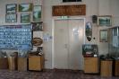 Вход в геологический  музей «Сосновгеологии»
